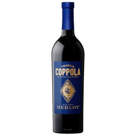 Francis Ford Coppola Dianond Merlot 2017 0,75l