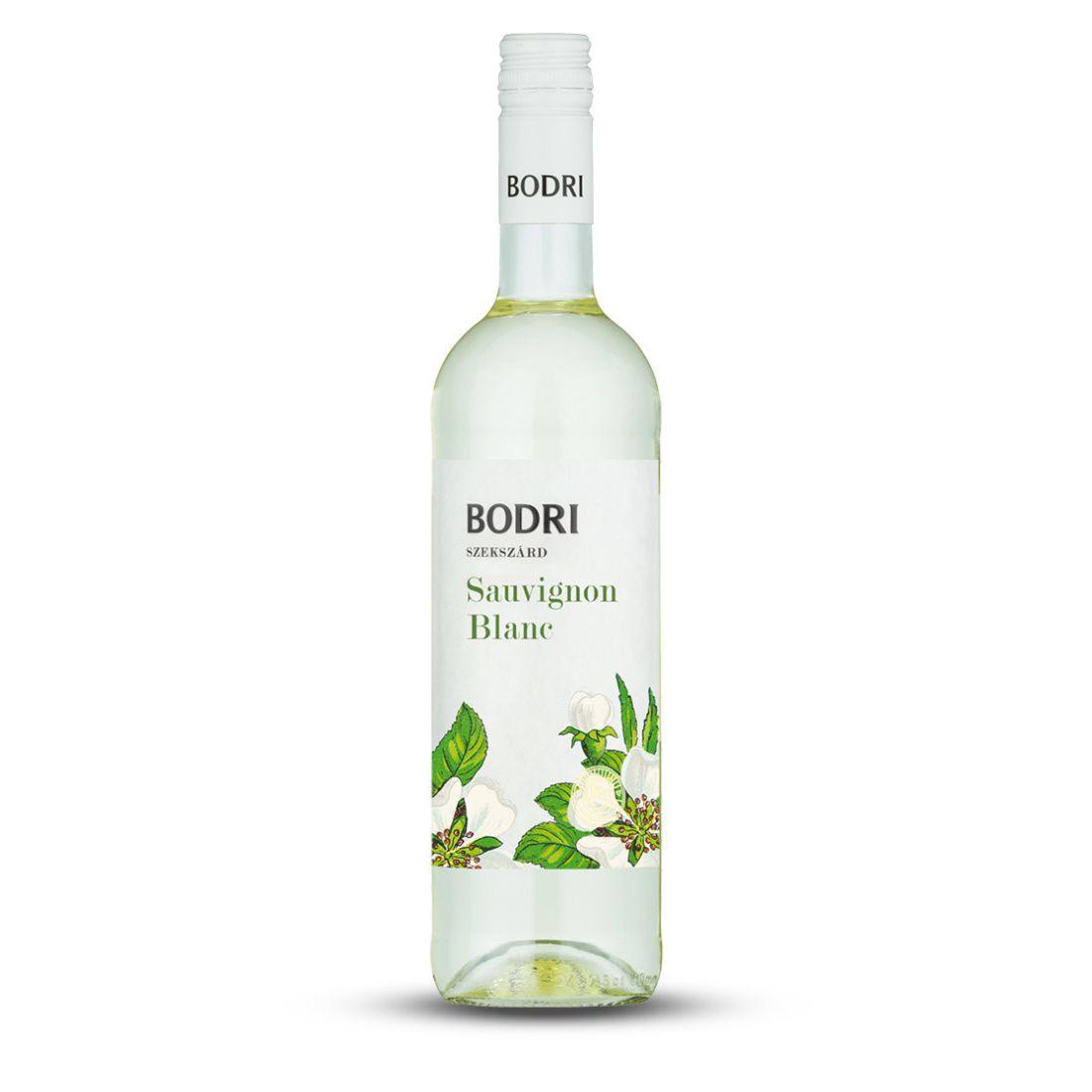 Bodri Sauvignon Blanc 2020 0,75l
