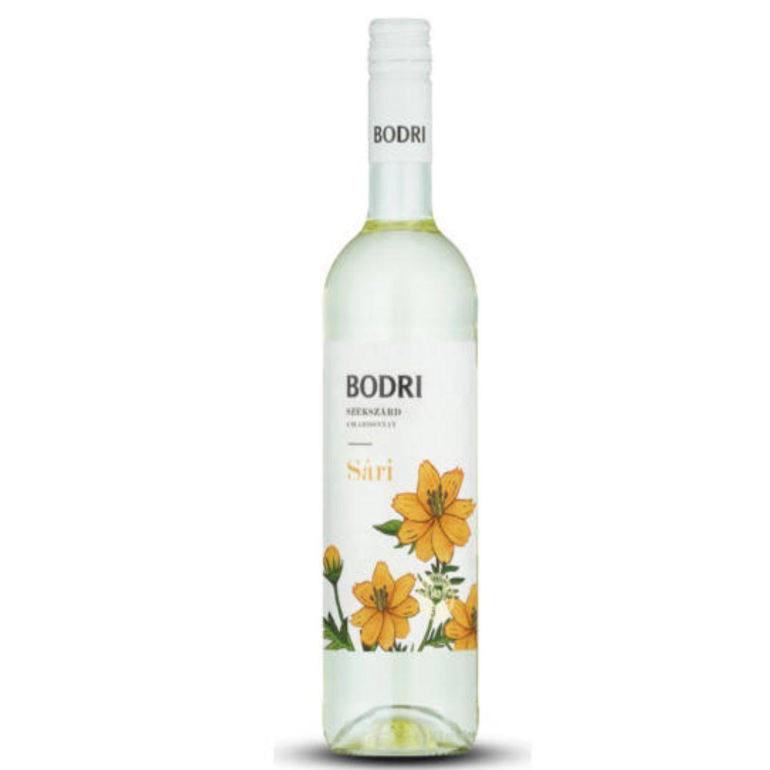 Bodri Chardonnay 2020 0,75l Szekszárd