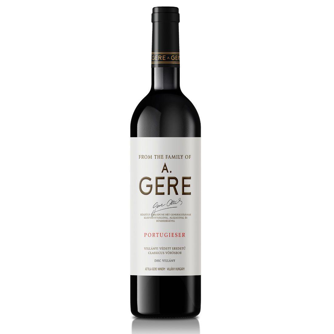 Gere Attila Portugieser 2019 0,75l