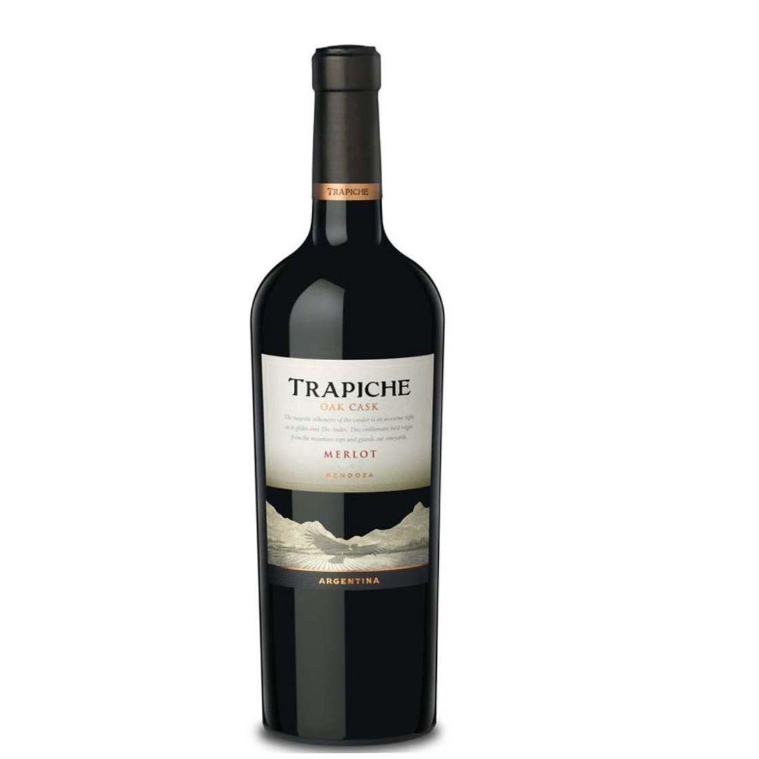 Trapiche Oak Cask Range Merlot 2019 0,75l