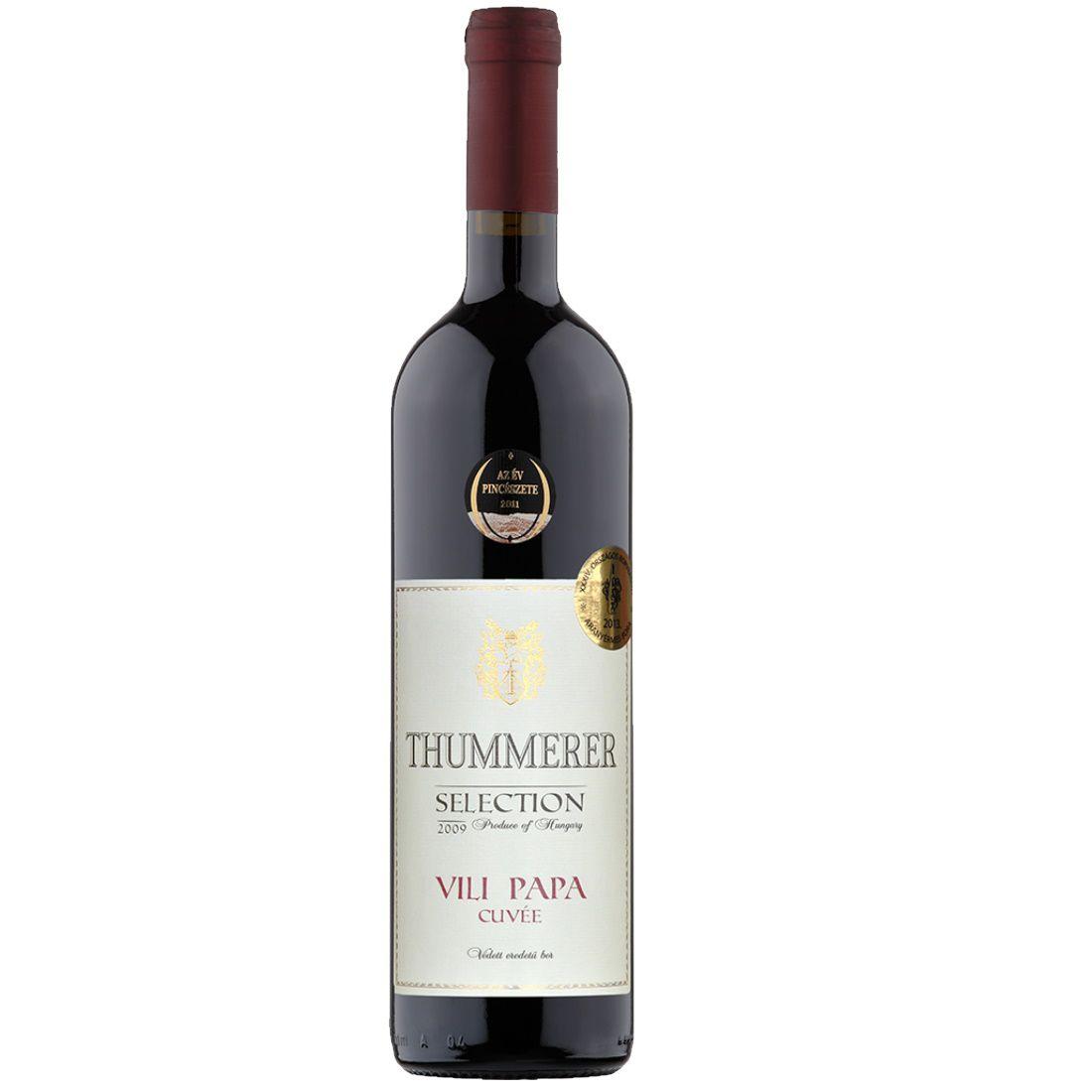 Thummerer Vili Papa Cuvée 2009 0,75l Eger