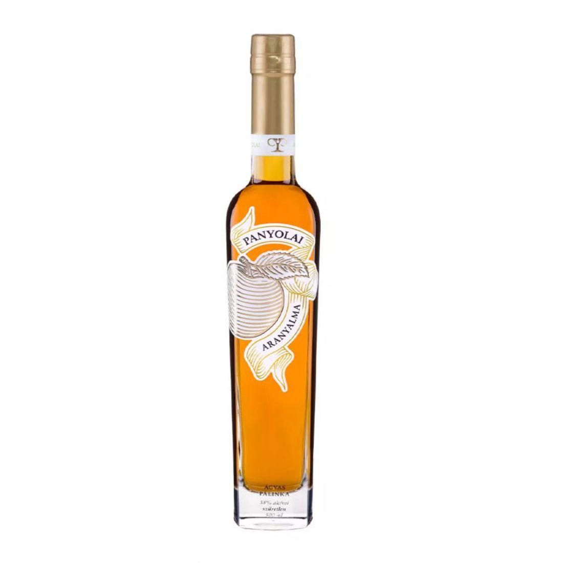 Panyolai Elixir Aranyalma 0,5l 38%