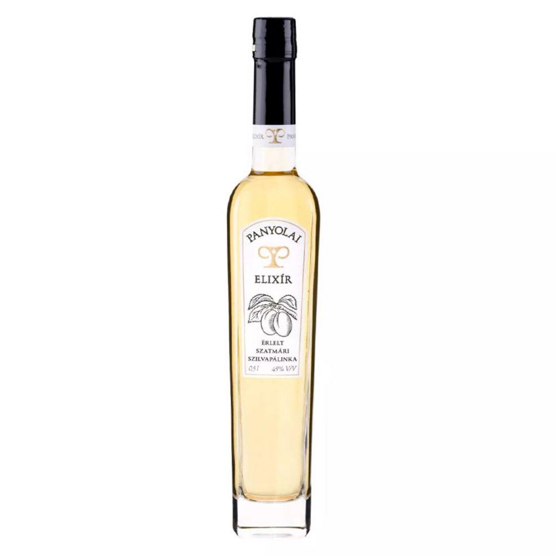 Panyolai Elixir Szatmári Szilva 45% 0,5l