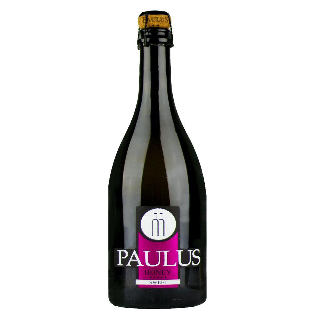 Paulus Honey 0,75l édes