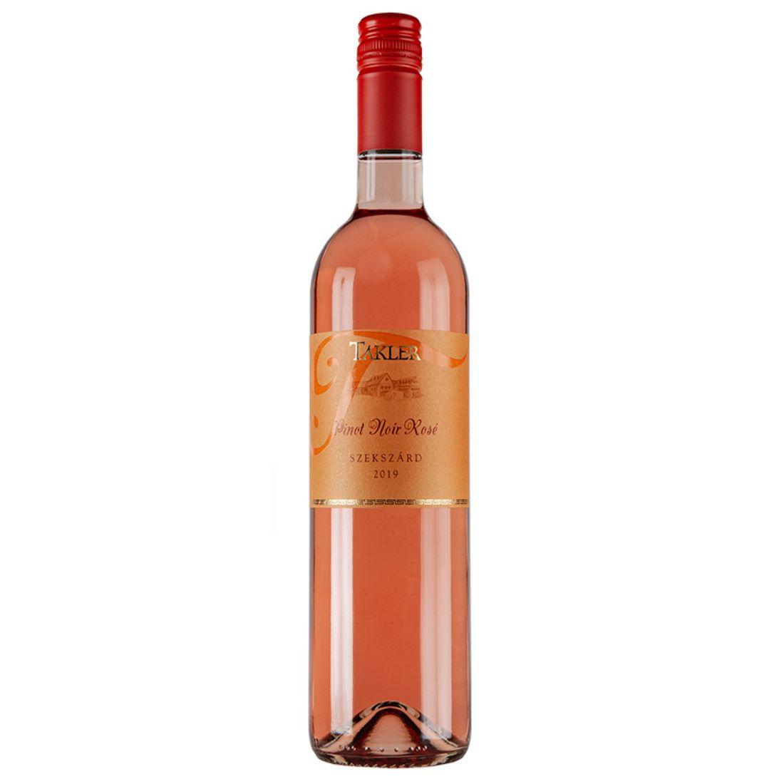 Takler Pinot Noir Rozé 2020 0,75l Szekszárd