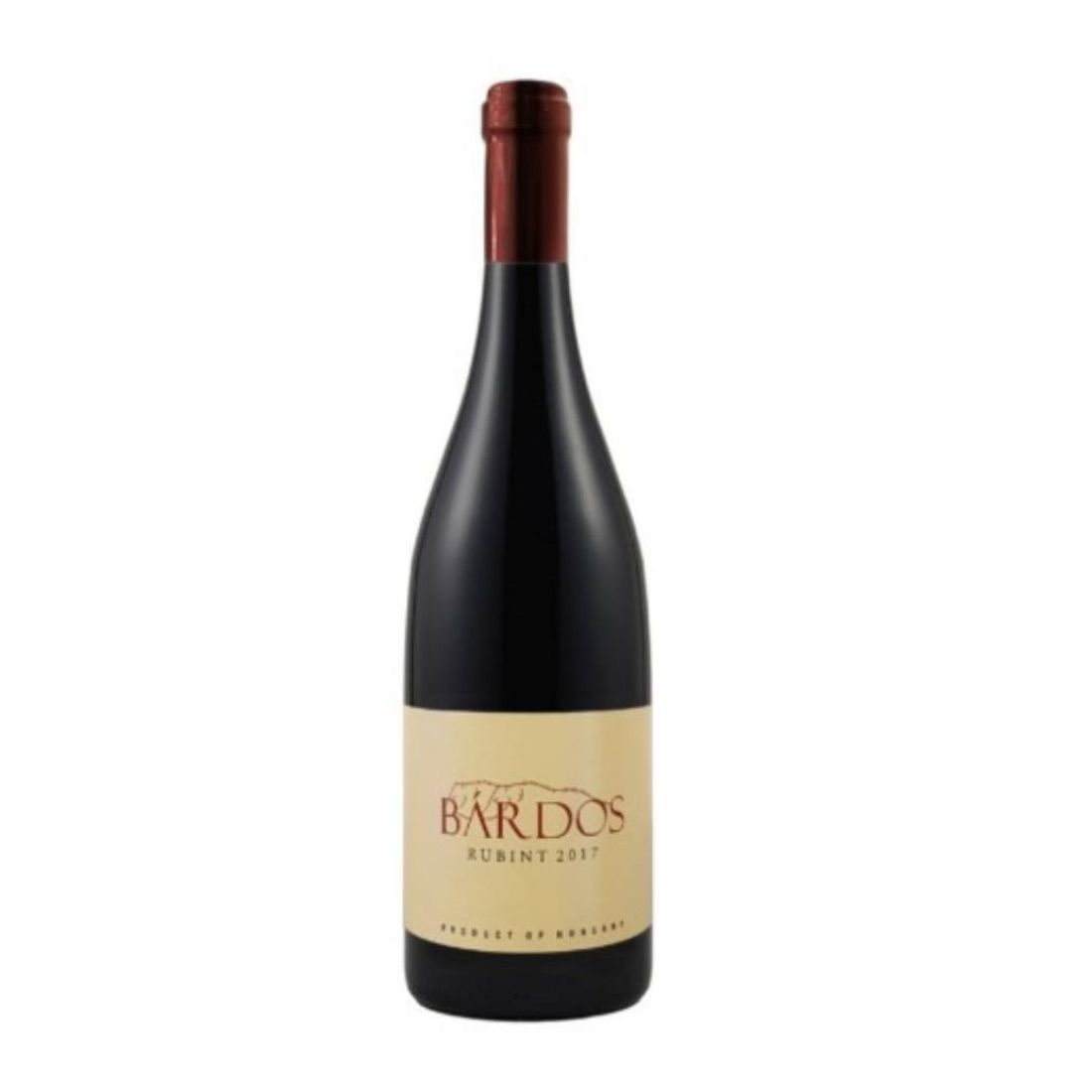 Bárdos Rubin Cuvée 2019 0,75l édes