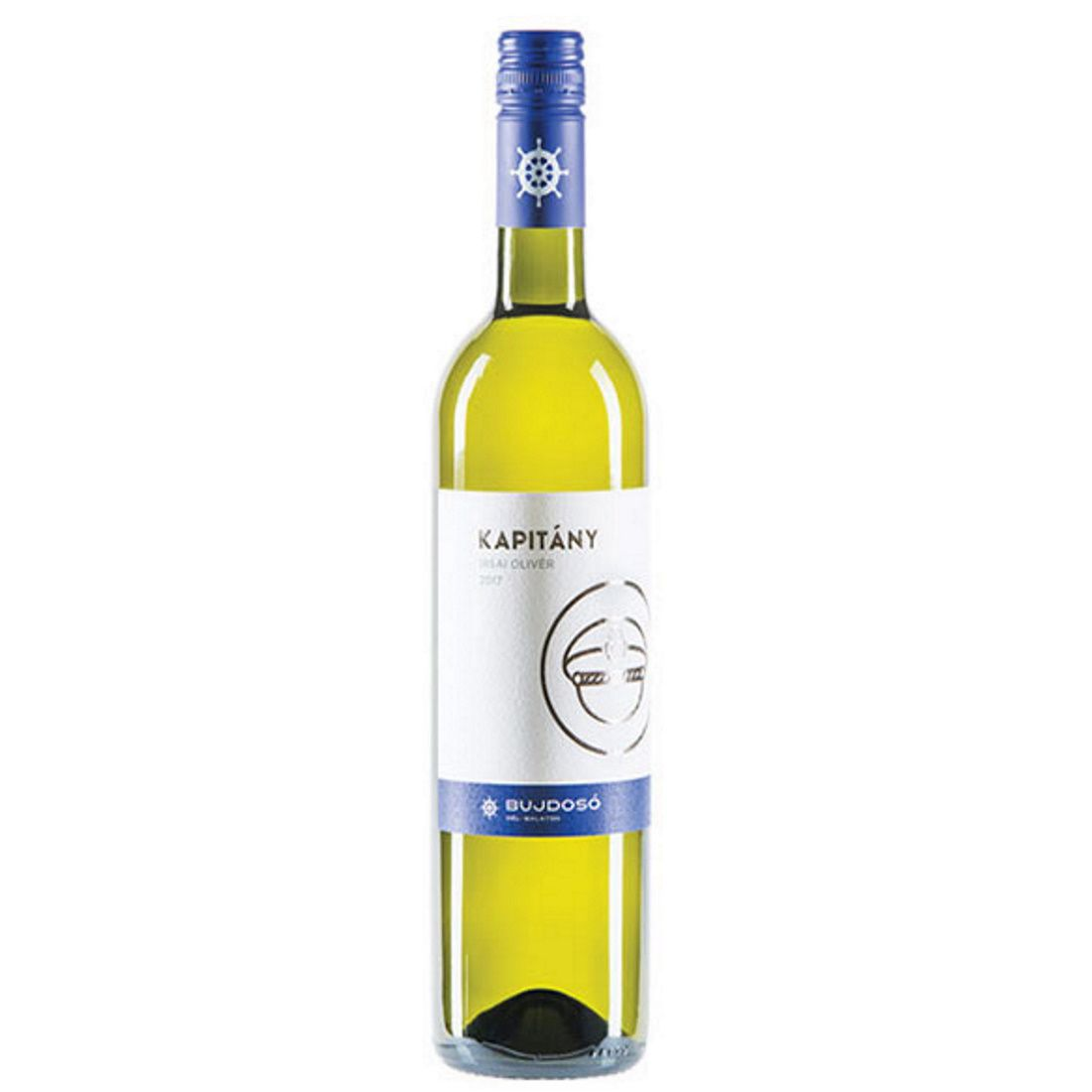 Bujdosó Kapitány Irsai Olivér 2020 0,75 Balaton