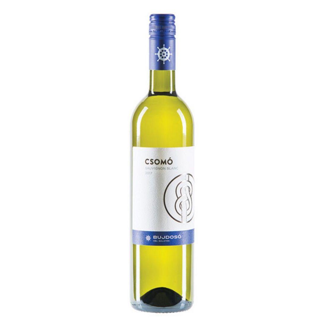 Bujdosó Csomó Sauvignon Blanc 2020 0,75 Balaton