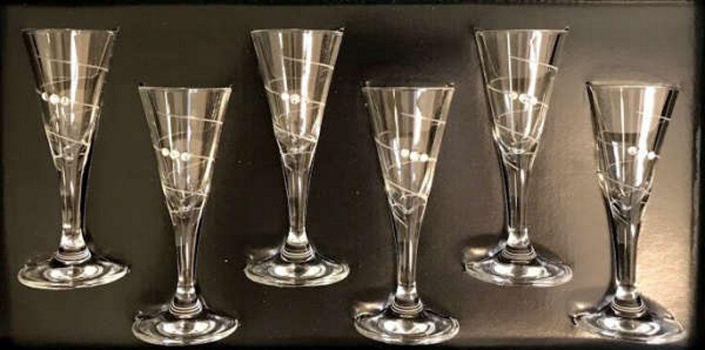 Swarovski kristály Spirit pohárszett 1/6 dd